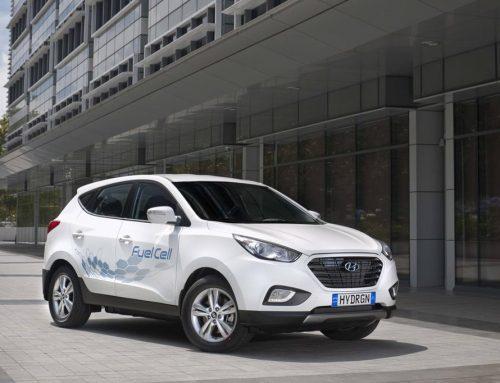 Hyundai's Hydrogen History