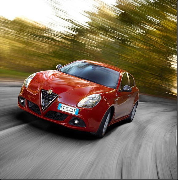 Introducing The New Alfa Romeo Giulietta Sprint: An