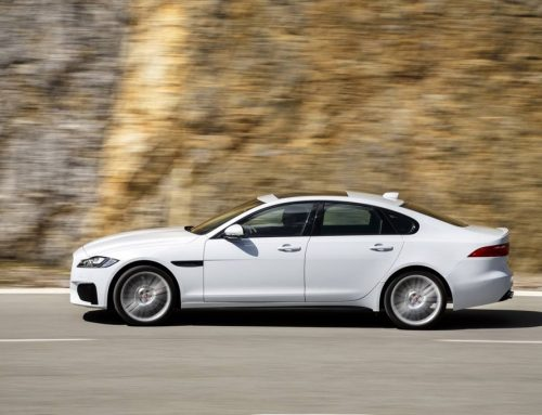 2018 Jaguar XF 25t R-Sport Review