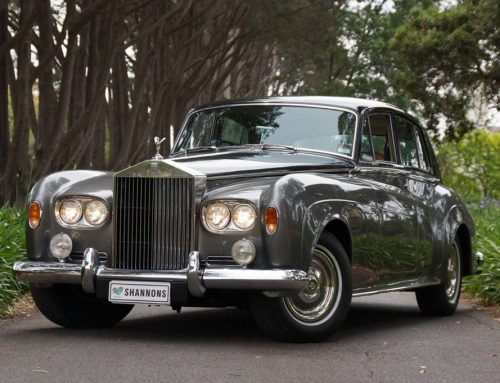 No reserve; Rolls-Royces at Shannons Late Summer Melbourne Auction