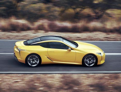 New Lexus LC gets gong of gongs in Geneva