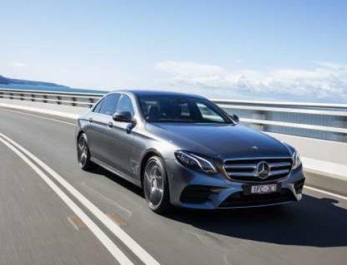 Mercedes-Benz begins testing their tech on Aussie roads
