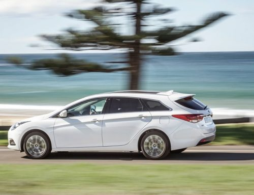 Hyundai i40 wagon: feature packed pocket friendly transport