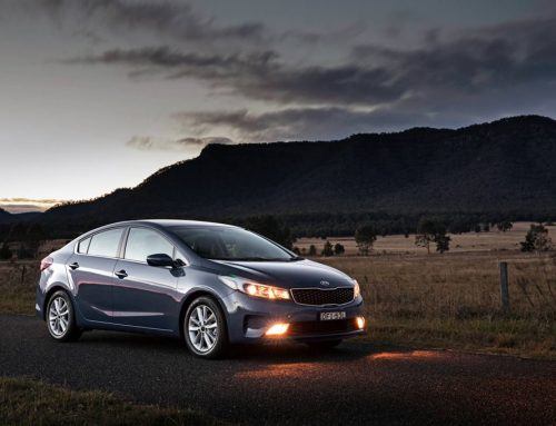 Kia Cerato: A City Car with space and class