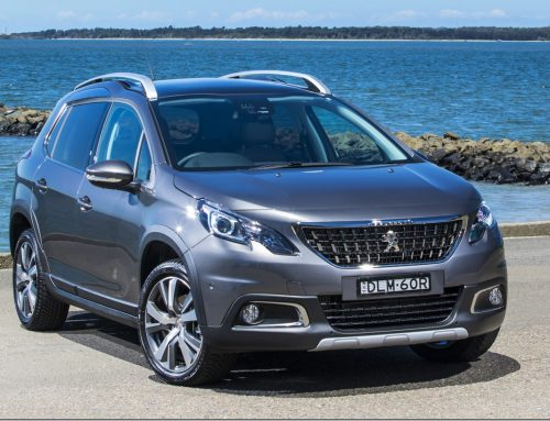 Peugeot 2008 Allure 2018 Driven and Rated