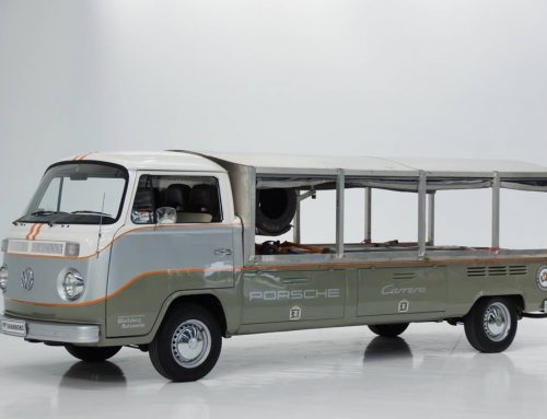 VW Kombis cross the Shannons sale floor