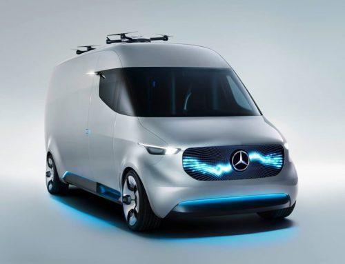 Vision Electric Van Mercedes-Benz