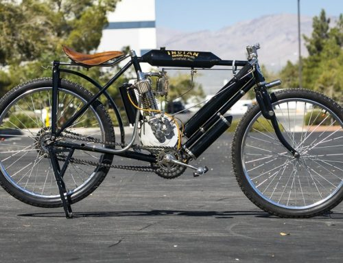 Mecum Auctions to feature hundreds of antique motorcycles at new June auction