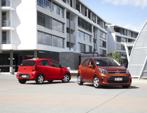 Kia's petite Picanto is a hit in beautiful Noosa Heads