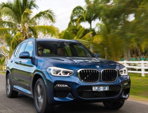 BMW X3 30i X-line VIEDO REVIEW