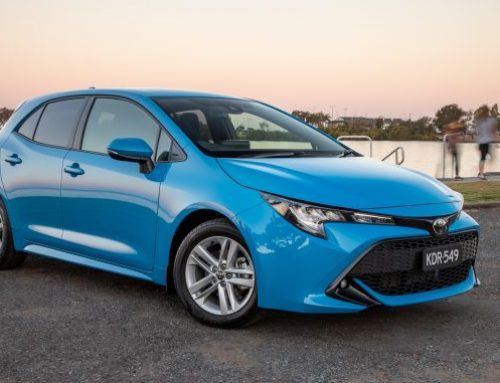 2020 Toyota Corolla and its Gadgets are great