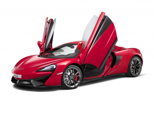 I drive McLaren's 540C and rate it
