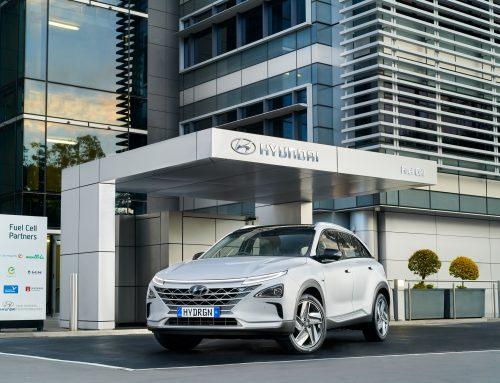 Hyundai NEXo Hydrogen Car Record Distance Traveled