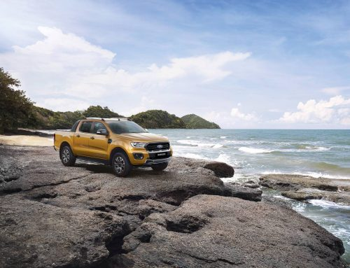 Ford Ranger gets more power , more techMay 16, 2018