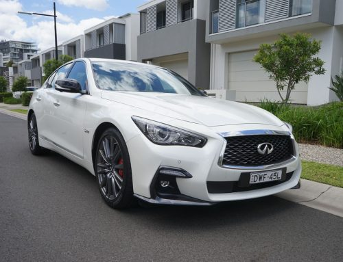 2018 Infiniti Q50 Red Sport Review