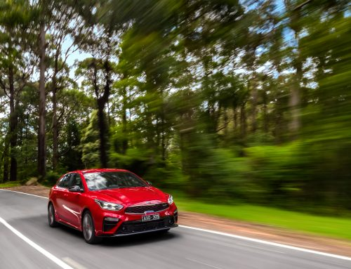 2018 Kia Cerato S Review