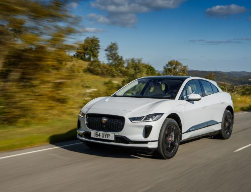 Jaguar and BMW Develop Joint Electric Drive Units