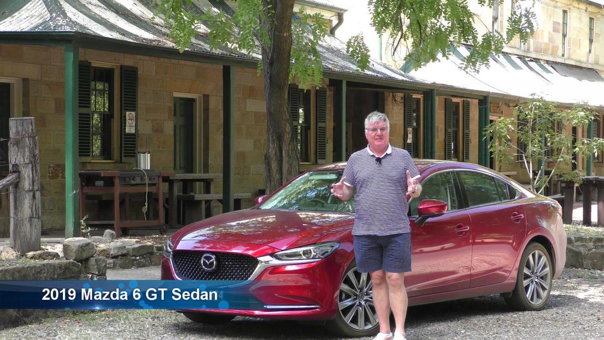 ALan Zurvas reviews Mazda 6 VIDEO REVIEW