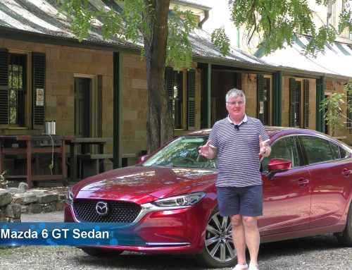 2019 Mazda 6 GT sedan VIDEO REVIEW