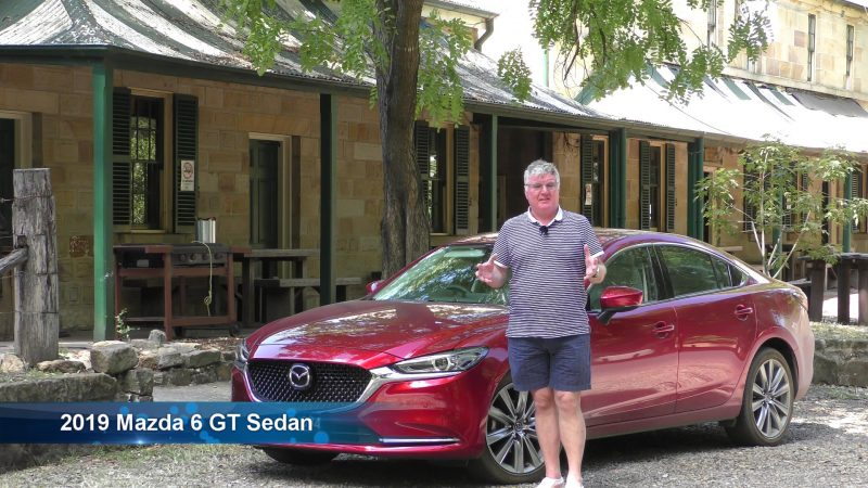 ALan Zurvas reviews Mazda 6 VIDEO REVIEW