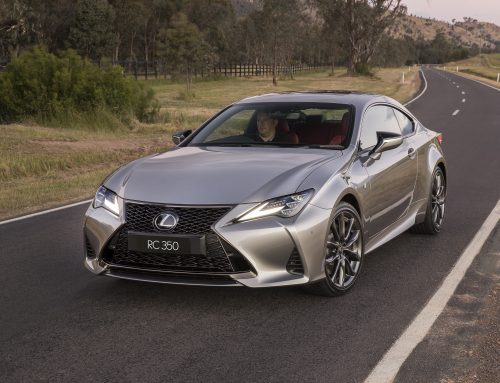 LEXUS RC 350 F Sport Driven and rated – Video Review