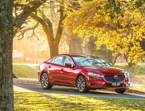 2019 Mazda 6 GT Sedan Driven and rated