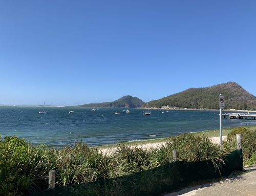 Shoal Bay, Port Stephens Road Trip in a LEXUS LC 500