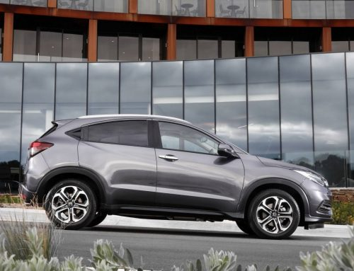 Honda HRV VTI-LX Video review