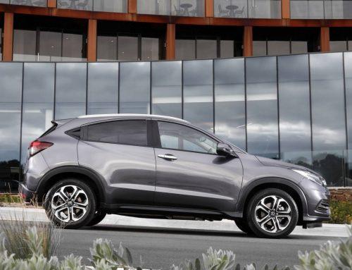 Honda HRV VTI-LX Video review