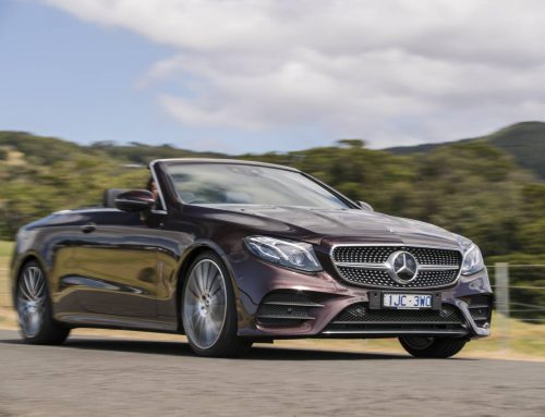 Mercedes Benz E400 Video Road test and review