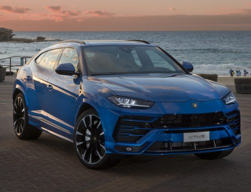 Lamborghini Urus launched into Australia