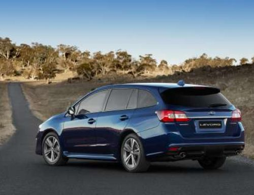 Subaru Levorg 1.6 GT Road Test and Review