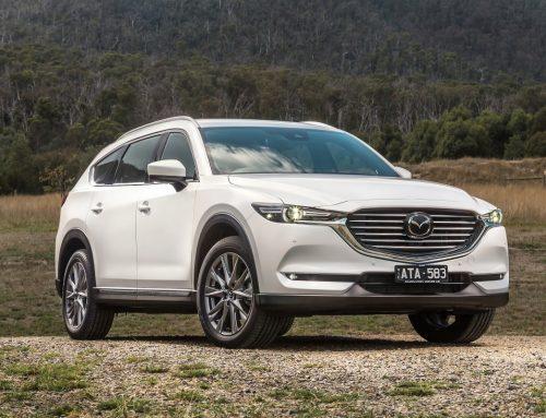 2018 Mazda CX-8 Diesel Review