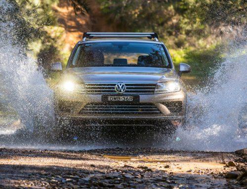2017 VW Touareg Monochrome Review