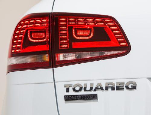 2017 VW Touareg Monochrome VIDEO Review