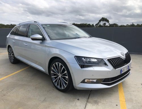 2018 Skoda Superb 162TSI Review