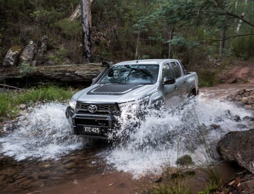 Toyota Hilux Rugged X Review and video