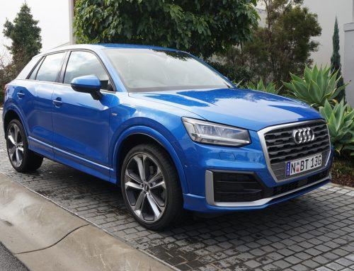 2018 Audi Q2 Review