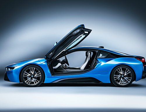 i8 BMW Calls Time on i8 Supercar