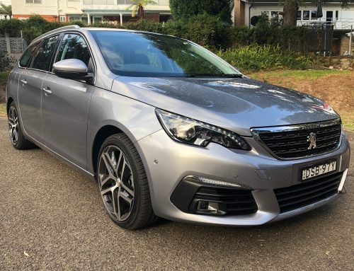 2018 Peugeot 308 Wagon Review