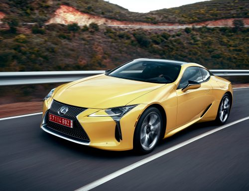 LEXUS LC 500 driven and rated in Shoal Bay New South Wales