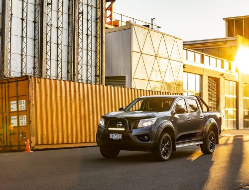 Nissan Navara Black Edition 2018 Reviewed and rated