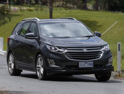 2018 Holden Equinox LT Review
