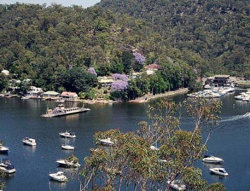 Short Drives near Sydney: Berowra Ferry