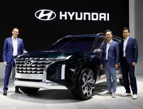 Hyundai HDC-2 Grandmaster Concept at Busan Motor Show