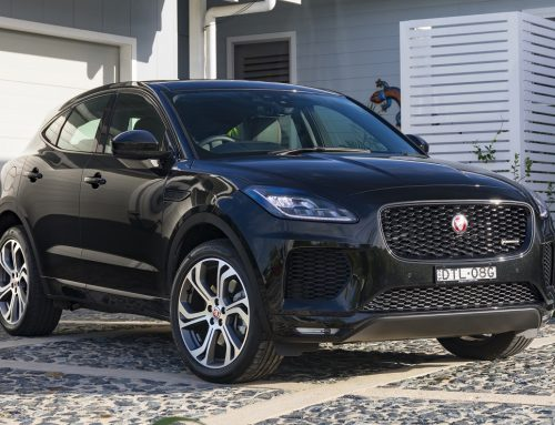 2018 Jaguar E-PACE Launch Review