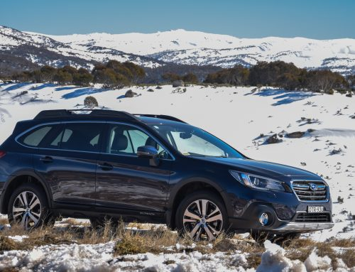 Part 2 Subaru Snow Adventures in Perisher Ski Resort