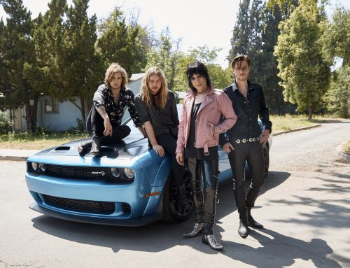 The Struts and Dodge Brand Hit the Racetrack