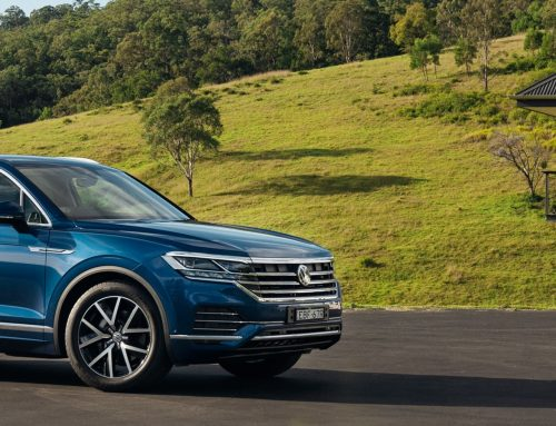 2019 VW Touareg Video Review and roadtrip
