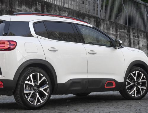 Citroën C5 Aircross: a Handsome Comfortable SUV